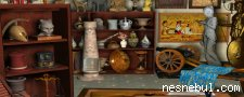 Antikacı Gizli Eşyalar