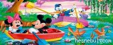 Mickey Mouse Gizli Sayılar
