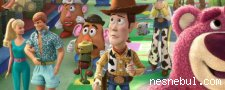 Toy Story Gizli Nesneler