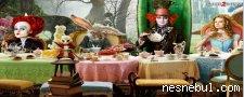 Alice Harikalar 2 Harfler