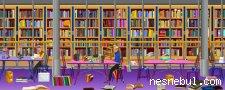 Kitaplıktaki Nesneler
