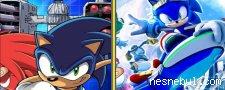 Sonic Benzerlikler