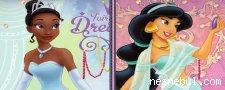 Tiana ve Jasmine
