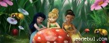 Tinkerbell Gizli Nesneler