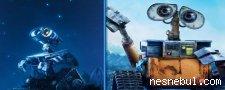WALL E Benzerlikler