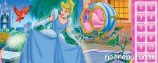 Cinderella Prenses Sayılar